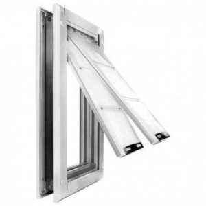 Endura Flap Double Flap Door Mount Pet Door
