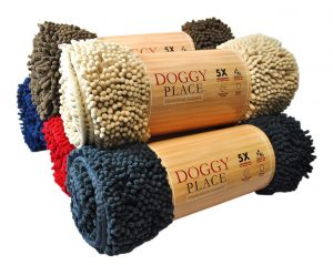 My Doggy Place Ultra Absorbent Doormats of Active Dogs